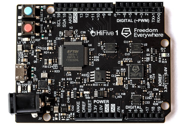 SiFive HiFive1 Development Board
