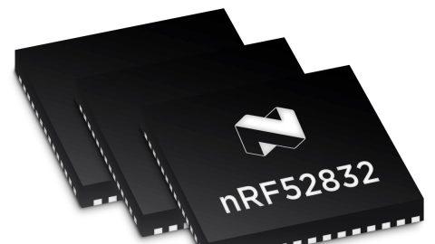 Nordic Semiconductors' nRF52832