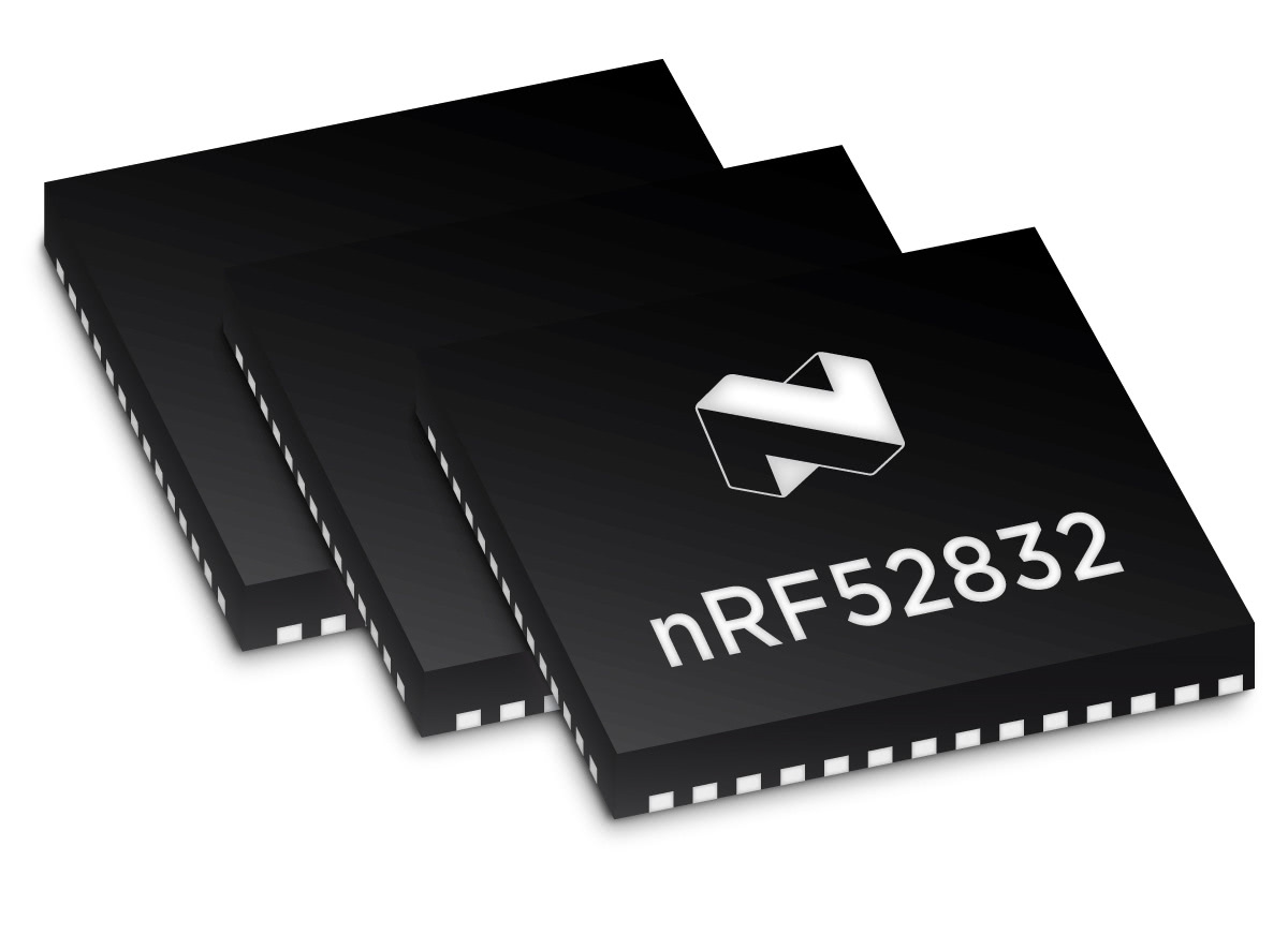 Nordic Semiconductors' nRF52832