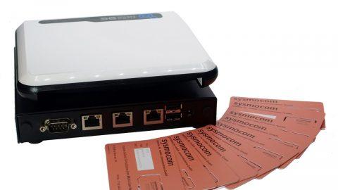 Sysmocom 3.5G Starter Kit