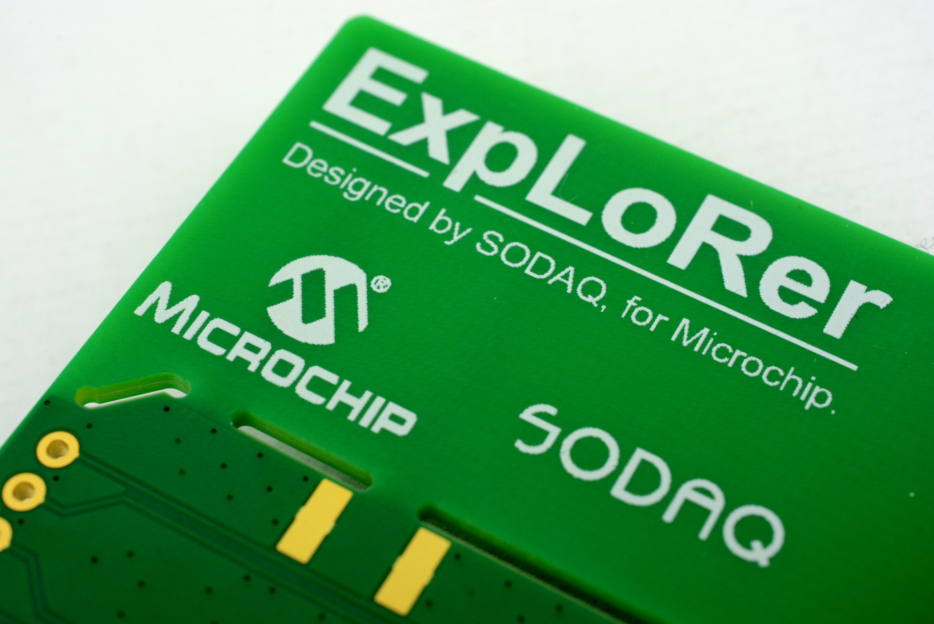 Hands-on with the LoRa Explorer - AB Open