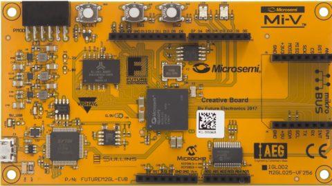 MicroSemi Mi-V Board