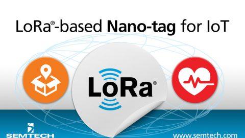 Semtech LoRa Nano-Tag