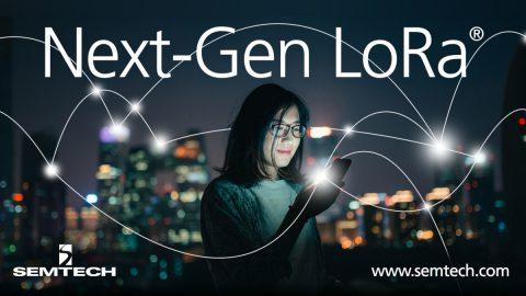 Semtech Next-Gen LoRa