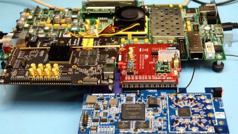 LimeNET RISC-V Prototype