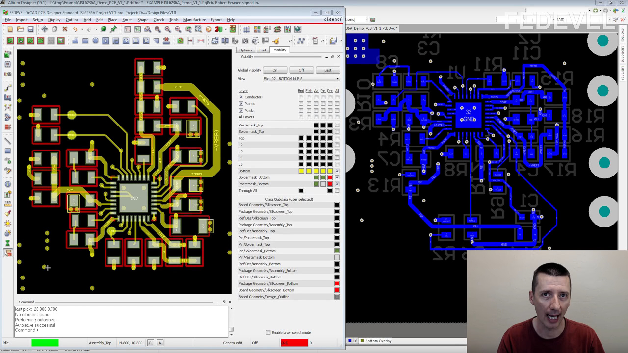 Pcb Design Printed Circuit Board Layout Guidelines Software