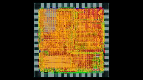 OnChip RISC-V MCU Design