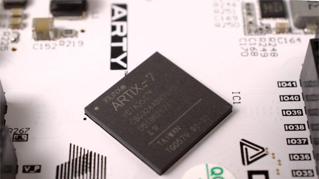 Digilent Arty FPGA