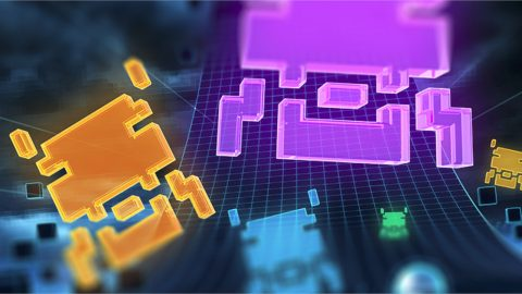DeepMind Space Invaders