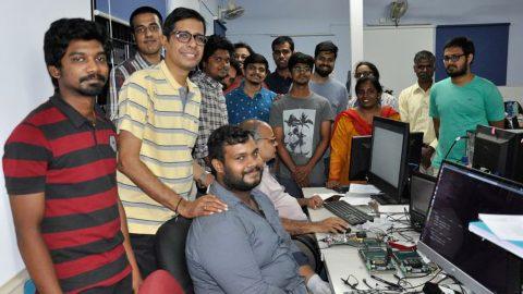 SHAKTI Project Team, Courtesy of Silicon India