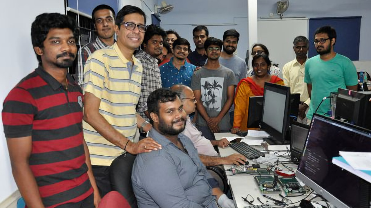 SHAKTI Project Team, Courtesy of Silicon India