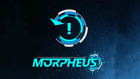 University of Michigan Morpheus Logo