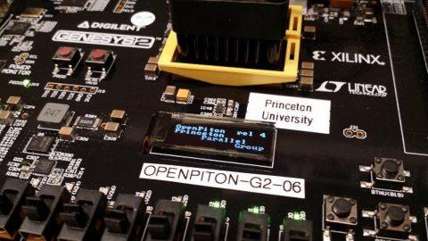 OpenPiton on a Digilent Genesys 2