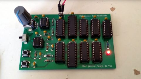 Pepijn de Vos's 7400-series Breathing Circuit