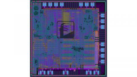PULP Platform Urania ASIC Die Image