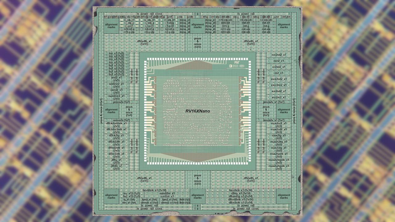 MIT Unveils World's First RISC-V Carbon Nanotube Processor