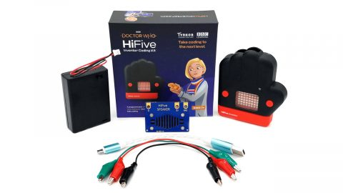 Doctor Who HiFive Inventor Kit