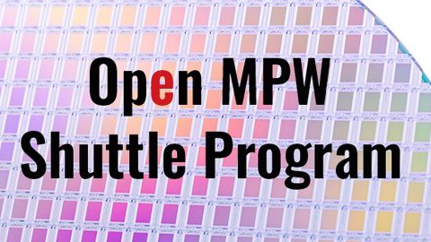 Open MPW Shuttle Program Logo
